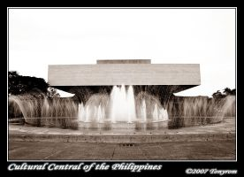 Cultural Center of the Phils by tonyrom