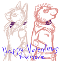 Happy Vday by FrostbittenRuins