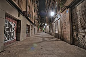 Barcelona by pwsasus