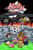 Kirby: Right Back at Ya!  Odyssey of Dreams by ChronoWeapon