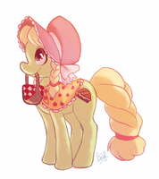 Granny Smith by rollingrabbit