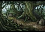 Forest by llewssoR