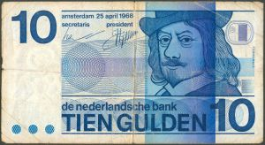 NL - 10 Gulden - front by crispglo