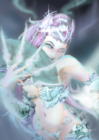Ice Queen by ThaiTran