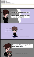 Ask NY: Question 28- scaring past me. by ask-NewYorkHetalia