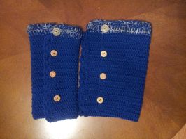 Leg Warmers by pretending2bme