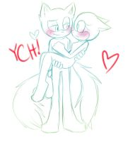 I Gotchu YCH Auction: Closed by FarFromSerious