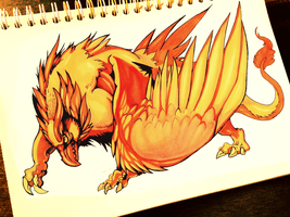 Griffin by Dimenran