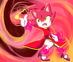 AT: Burning Blaze by Melky9714