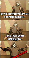 Bad Joke Amon 2 by yourparodies
