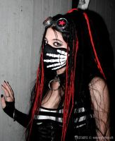 cybergoth by mistabys