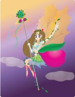 Sailor Earth- contest entry by AmaltheaTwin
