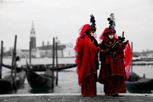 The art of poetic Venice by Leox90