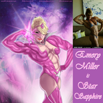 Star Sapphire Emery Miller By Ulics by zenx007