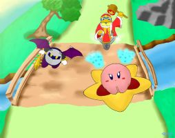 Kirby Air Ride by PikaKirby6595