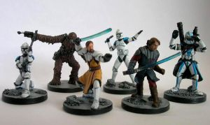Republic Warband by noname65