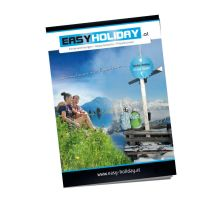 Easy Holiday - Saalbach / Flyer by pinzweb