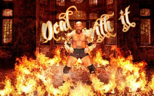 Batista Wallpaper by TheReller