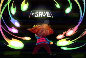 The Power to Save by Valen-LaRae