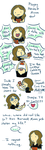 Harvest Moon comic by airatainted