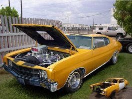 70' ChevelleSS Virtual Tuning by haskan