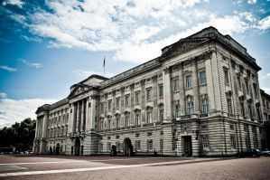 Buckingham Palace by Attila-Le-Ain