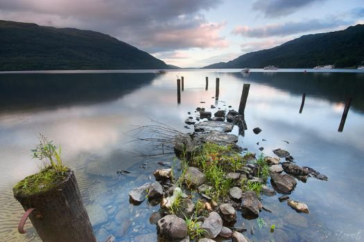Loch Lomond by FlippinPhil