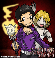 Shadows of the Damned n Cute by desfunk