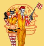 Joker and Harley Mc by Yee-Jake-2015
