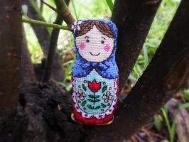 A little Russian doll by ABrickman