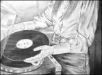 Girl Put Your Records On by Kyla-Nichole