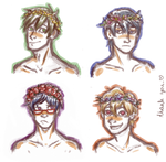flower crowns - free! by frecklesmelody