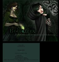 Bellatrix by Gwiazdkax3