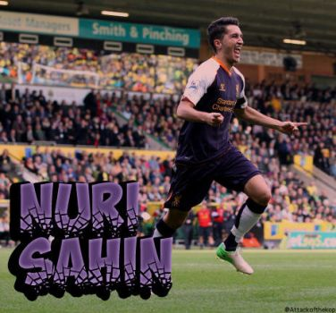 Nuri Sahin 2 by AttackoftheKop