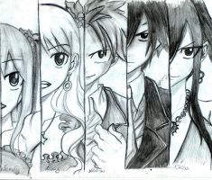 Fairy tail by PurpleOhana