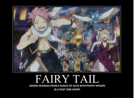 Fairy Tail Pasttime by Autocon-Femme