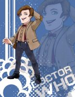 Doctor Who - Matt Smith by Marker-Mistress