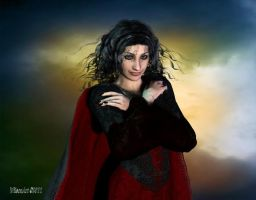 Mother Gothel by Nicholas2004