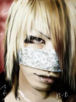 Reita of the Gazette by CodenameParanormal