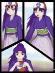 Ash into purple girl page 4 by 455510