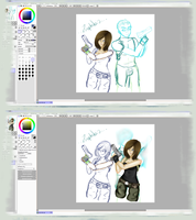 WIP - Zenophobia Cover by K-Wesker
