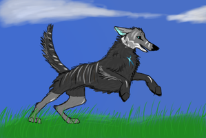 canine sketchy by WorgenFlank11