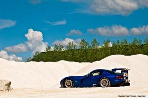 White sand by Attila-Le-Ain