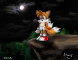 Tails by StormTH