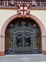 Iron Gate by amarie28