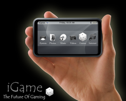 iGame Black Edition by GeekGod4