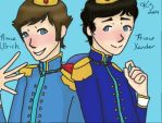 Princes by kittykat237