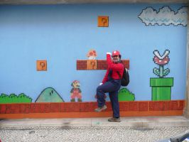 It's Me! Mario! by TheJediClone