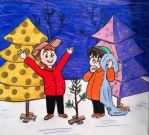 A Charlie Brown Christmas by KimmitheHealer