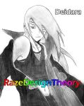 Deidara Sketch.. by razedesigntheory